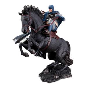 DC Collectibles DC Comics Call To Arms Statue Mini Battle Statue