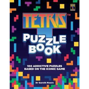 The Tetris Puzzle Book - Paperback