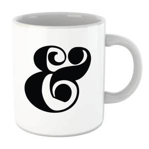 & Symbol Mug