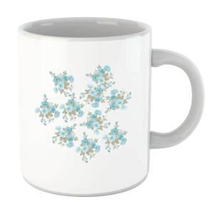 Flower Bouquet Burst Mug