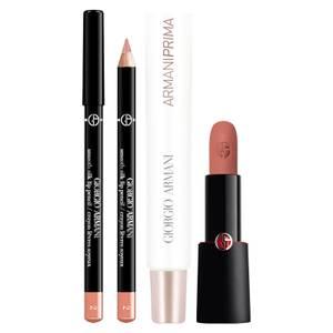 Armani Lip Essentials Bundle