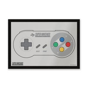 Paillasson Manette SNES Nintendo