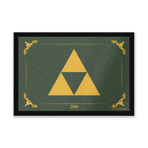 Triforce Entrance Mat
