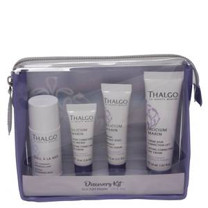 Thalgo Silicium Marin Discovery/Travel Kit (Worth $172)