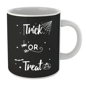Trick Or Treat Spider Mug
