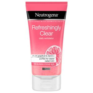 Neutrogena Refreshingly Clear Daily Exfoliator 150ml