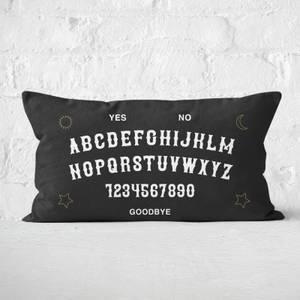 Halloween Ouji Board Rectangular Cushion