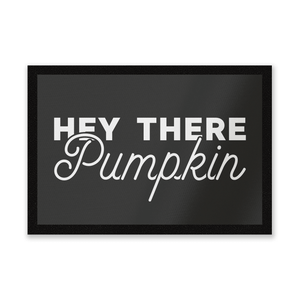 Hey There Pumpkin Entrance Mat