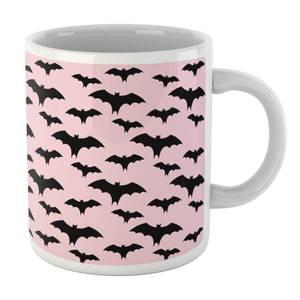 Pink Bat Mug