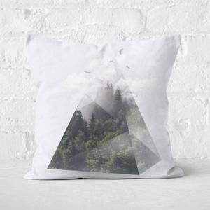 Forest Triangle Cushion Square Cushion