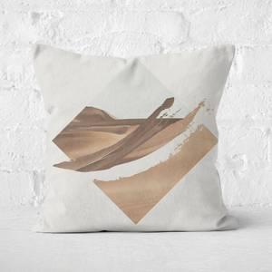 Strange Waves Cushion Square Cushion