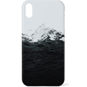 Those Waves Were Like Mountains Phone Case for iPhone and Android