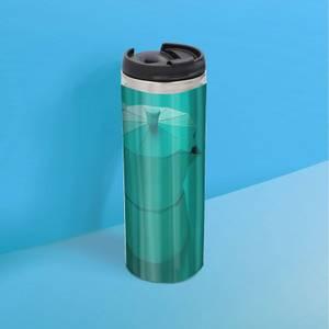 Green Dreams Thermo Insulated Travel Mug