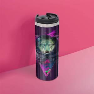 Lonely Astronaut Thermo Insulated Travel Mug