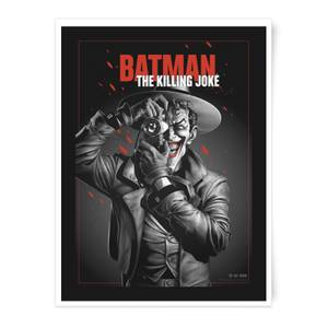 Poster Fine Art Giclée The Killing Joke