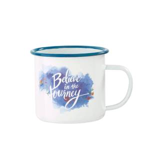 Mug De Voyage Believe In The Journey - Funko Homeware - La Reine Des Neiges 2