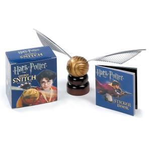 Kit d'autocollants du Vif d'or de Harry Potter