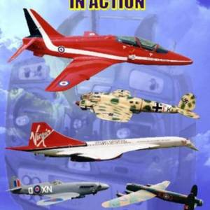 Large Model Aircraft In Action