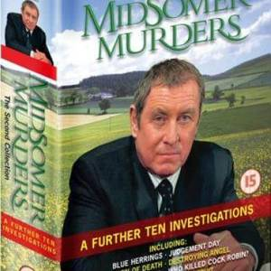 Midsomer Murders -  The Second Collection - A Further 10 Investigations