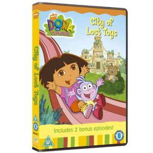 Dora Explorer - City Of Lost Toys