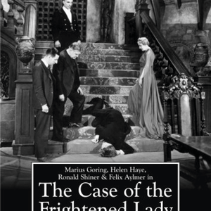 The Case Of The Frightened Lady