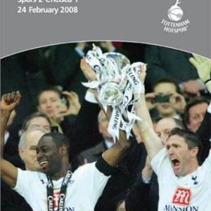 Carling Cup Final 2008