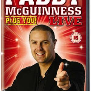 Paddy McGuinness - Plus You! Live