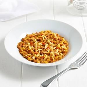 Meal Replacement Sweet and Sour Noodles