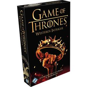 Game of Thrones: Westeros Intrigue Card Game