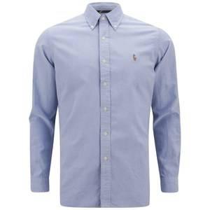 Polo Ralph Lauren Men's Oxford Shirt - Blue
