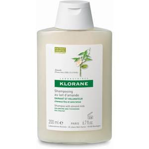 KLORANE shampooing du lait d'amande (200ml)