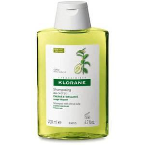 KLORANE Citrus Pulp Shampoo (200ml)