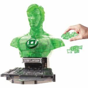 DC Comics Green Lantern Clear 72 Piece 3D Jigsaw Puzzle