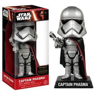 Figurine Funko Wacky Wobbler Captain Phasma - Star Wars: Le Réveil De La Force
