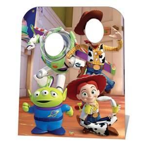 Photocall Cartón con Agujero - Toy Story