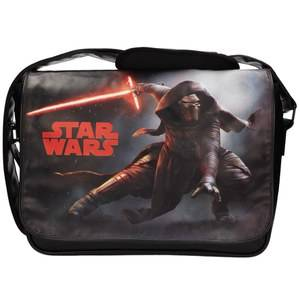Star Wars: The Force Awakens Kylo Ren mit Lichtschwert Messenger Bag