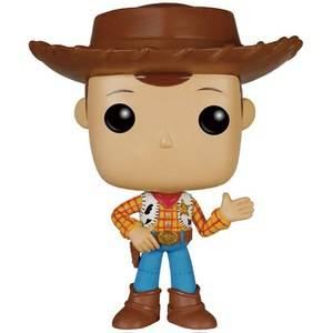 Disney Toy Story 20th Anniversary Woody Funko Pop! Vinyl