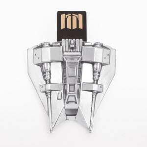 Royal Selangor Star Wars Snowspeeder 16GB Pewter Flash Drive
