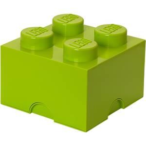 LEGO Storage Brick 4 - Light Green
