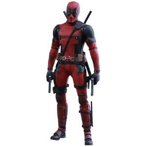 Hot Toys Marvel Iron Deadpool 12 Inch Figure