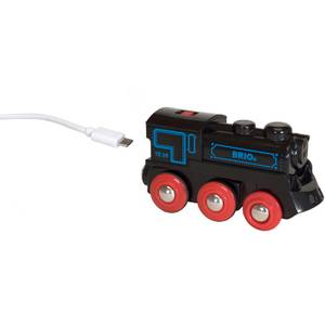 Brio Rechargeable Train with Mini USB Cable