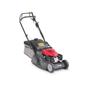 HRX426 QX 42cm Single Speed Rear Roller Petrol Lawn Mower