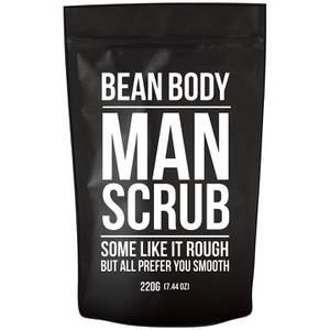 Bean Body Coffee Bean Scrub - Man Scrub peeling kawowy dla mężczyzn 220g