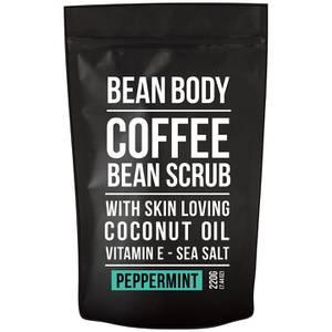 Bean Body Coffee Bean Scrub 220г - Peppermint