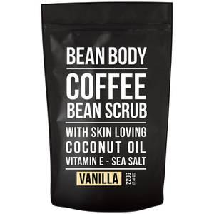 Bean Body Coffee Bean Scrub 220г - Vanilla
