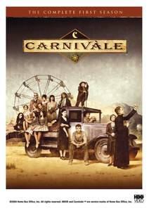 Carnivale - Seizoen 1 - Compleet
