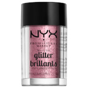 NYX Professional Makeup Face & Body Glitter (Various Shades)