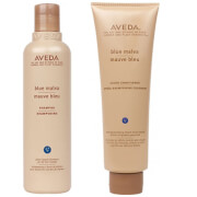Aveda Blue Malva Shampoo and Conditioner Duo