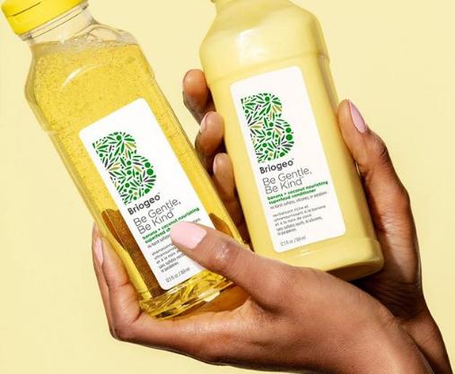 briogeo shampoo and conditioner