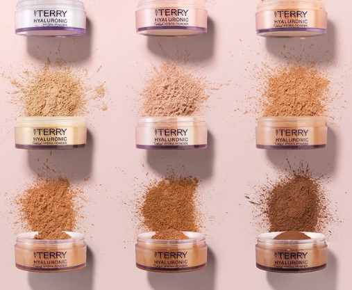 by terry face powder y